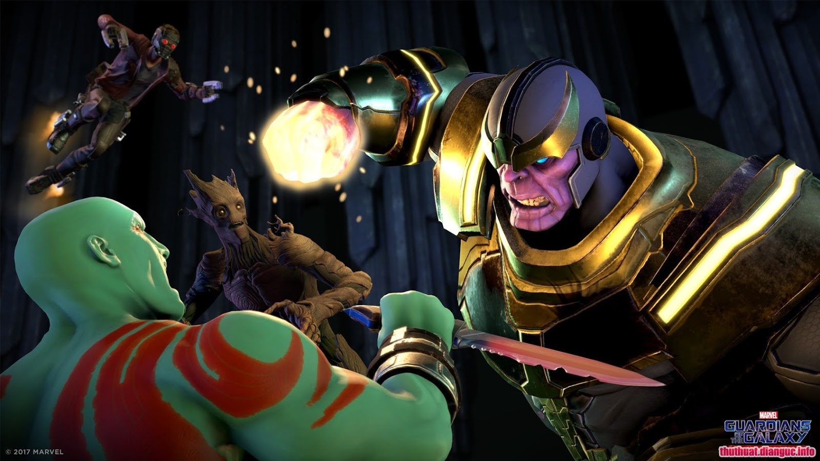 Download Game Marvels Guardians of the Galaxy Episode 1 Full Cr@ck