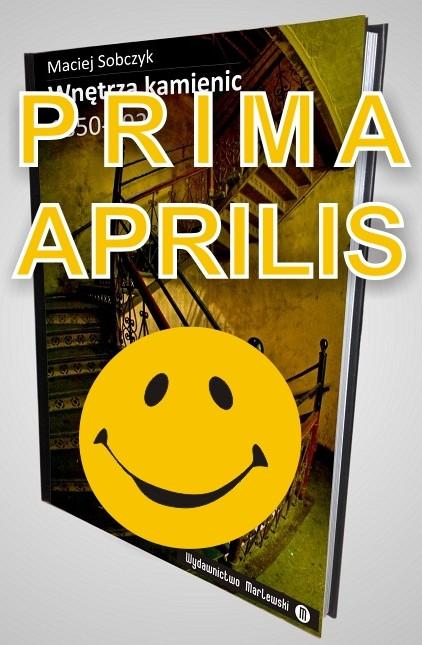 PRIMA APRILIS: Książka autorska: Wnętrza kamienic 1850-1939