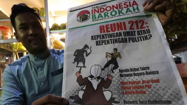 Bawaslu Banten Sebut Tidak Ada Pelanggaran di Tabloid Indonesia Barokah