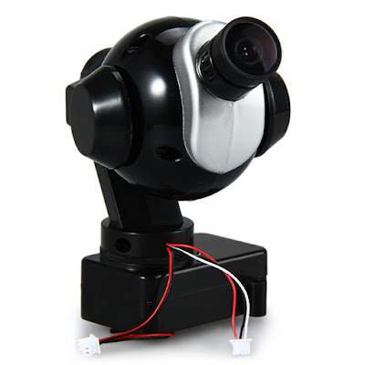 Spesifikasi Drone JJRC H26W - GudangDrone