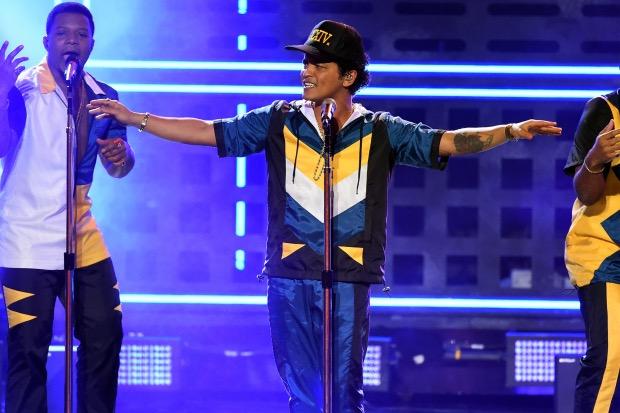 Presentaciones de los American Music Awards 2016