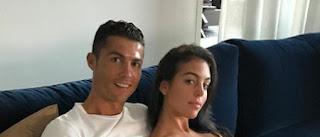 Cristiano Ronaldo papà Georgina Rodriguez