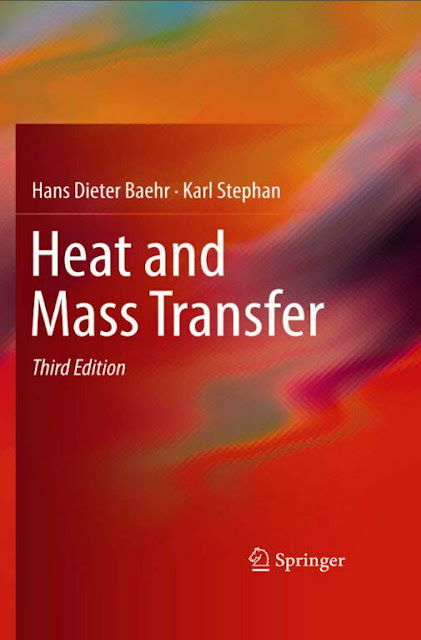 Heat and Mass Transfer chemistry book