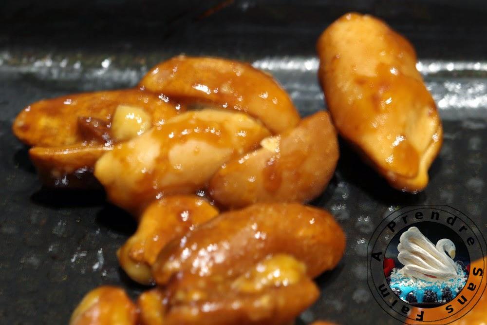 Chouchou cacahuètes de Philippe Conticini
