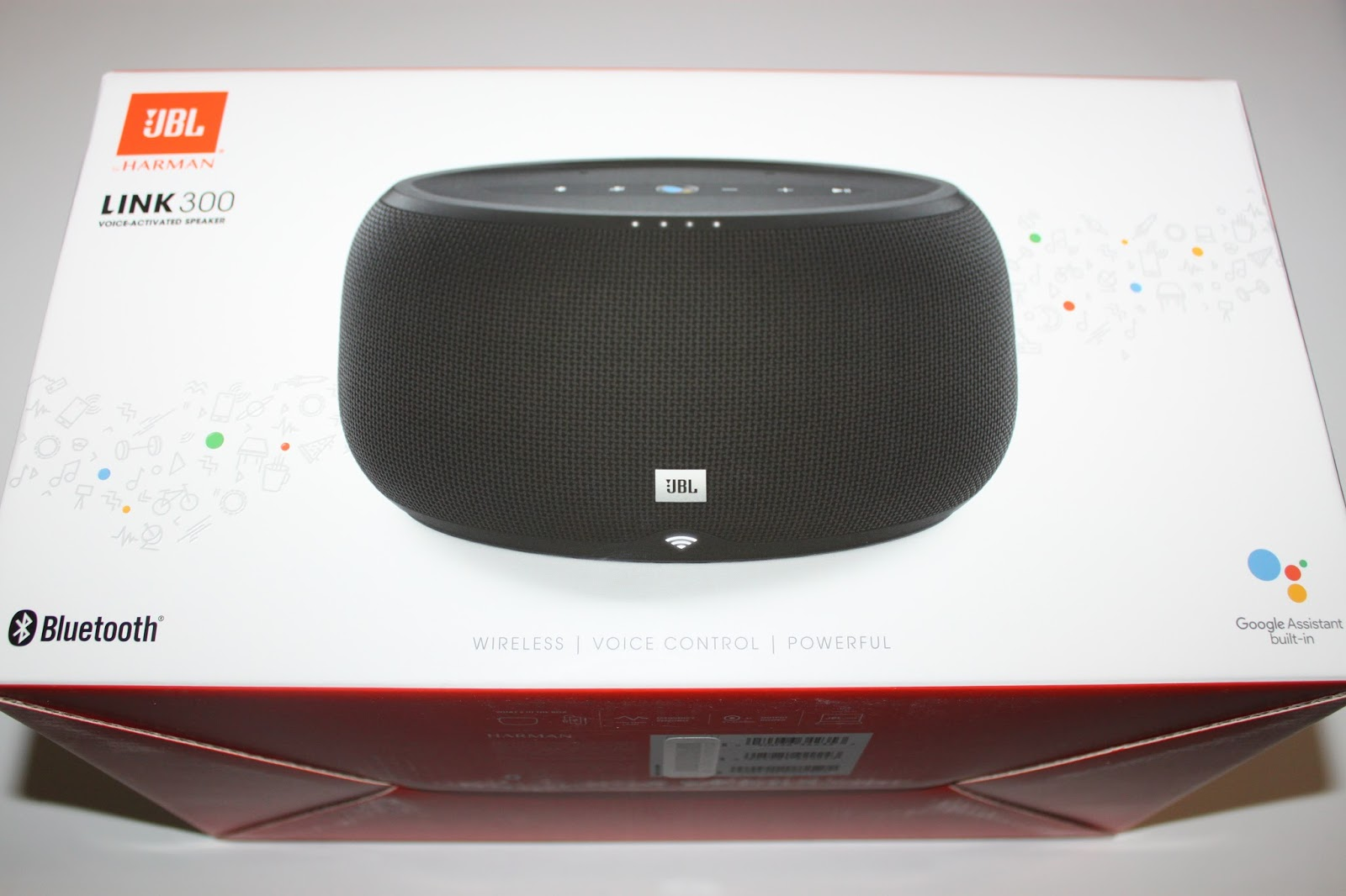 Stereowise Plus: JBL Link 300 Voice-Activated Speaker Review