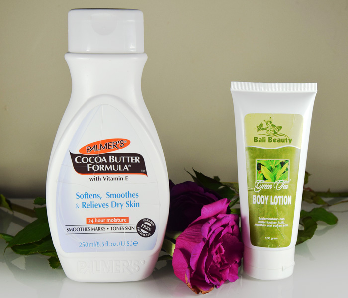 Palmers Cocoa Butter Bali Beauty Green Tea Lotion