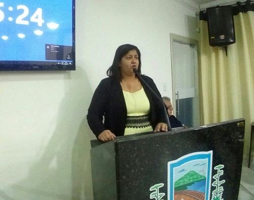 Vereadora Cleonice Bezerra apresenta requerimento solicitando ao DER a construção de um ciclovia na RN-023