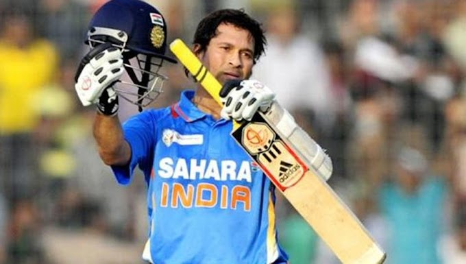 Sachin's Record Won't Break | Bye Bye Cricket- Sachin Tendulkar