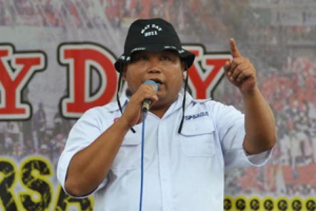 Bela Andi Arief, Gerindra Bakal Kerahkan Buruh Geruduk TKN Jokowi-Maruf Amin