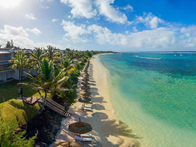 Hotel Solana Beach Mauritius à Maurice en voyage combiné via Réunion