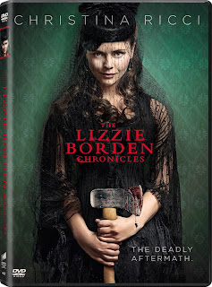 DVD Review - The Lizzie Borden Chronicles