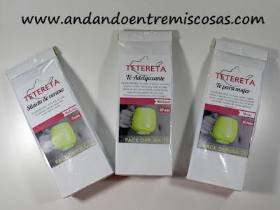 Pack Depura-Té de Tetereta