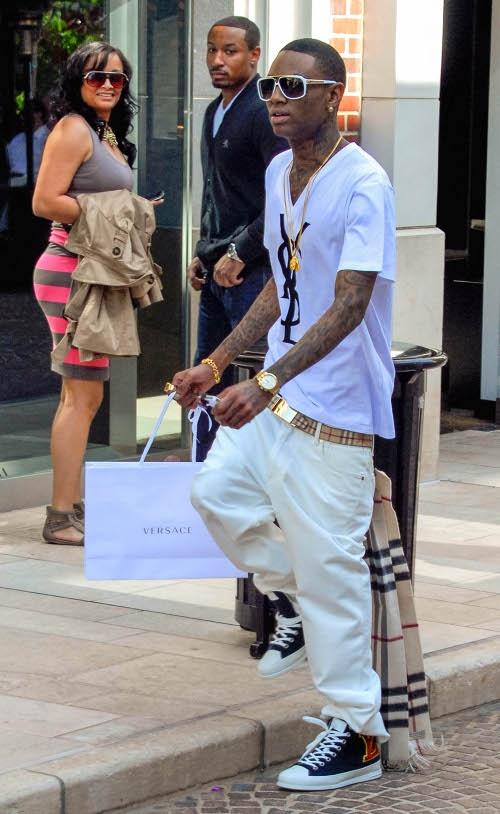 Fashion Crackheads Fashion Has Soulja Boy Quot Od D