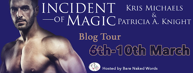 Incident of Magic Blog Tour and Excerpt