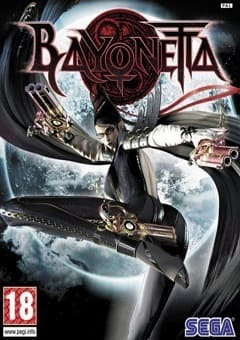 Bayonetta Jogos Torrent Download capa