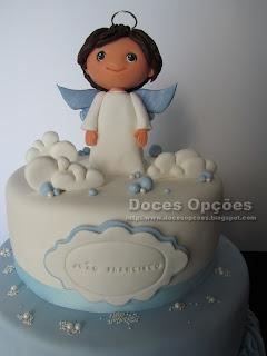 bolo anjo susana aleixo bragança doces opções