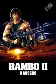 Rambo II: A Missão 4K Torrent - BluRay 2160p Dual Áudio