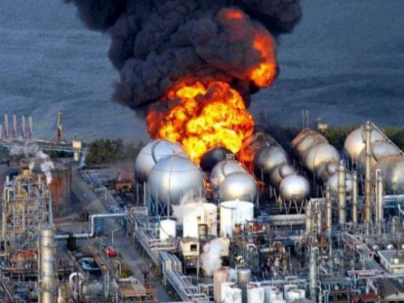 la contaminacion quimica