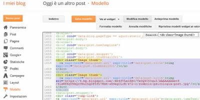 Come mettere un'immagine di anteprima di default nei post