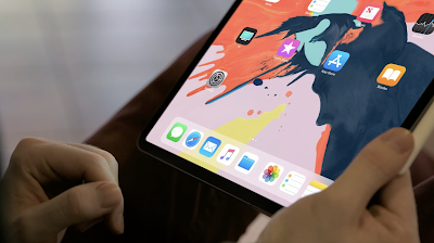Apple New iPad Pro with full-screen design, new Apple Pencil and Smart Keyboard Folio
