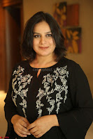 Cute Poja Gandhi in black dress at Dandupalyam 2 Movie press meet  ~  Exclusive 74.JPG