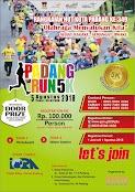 Padang Run • 2018