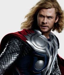 Thor - Chris Hemsworth