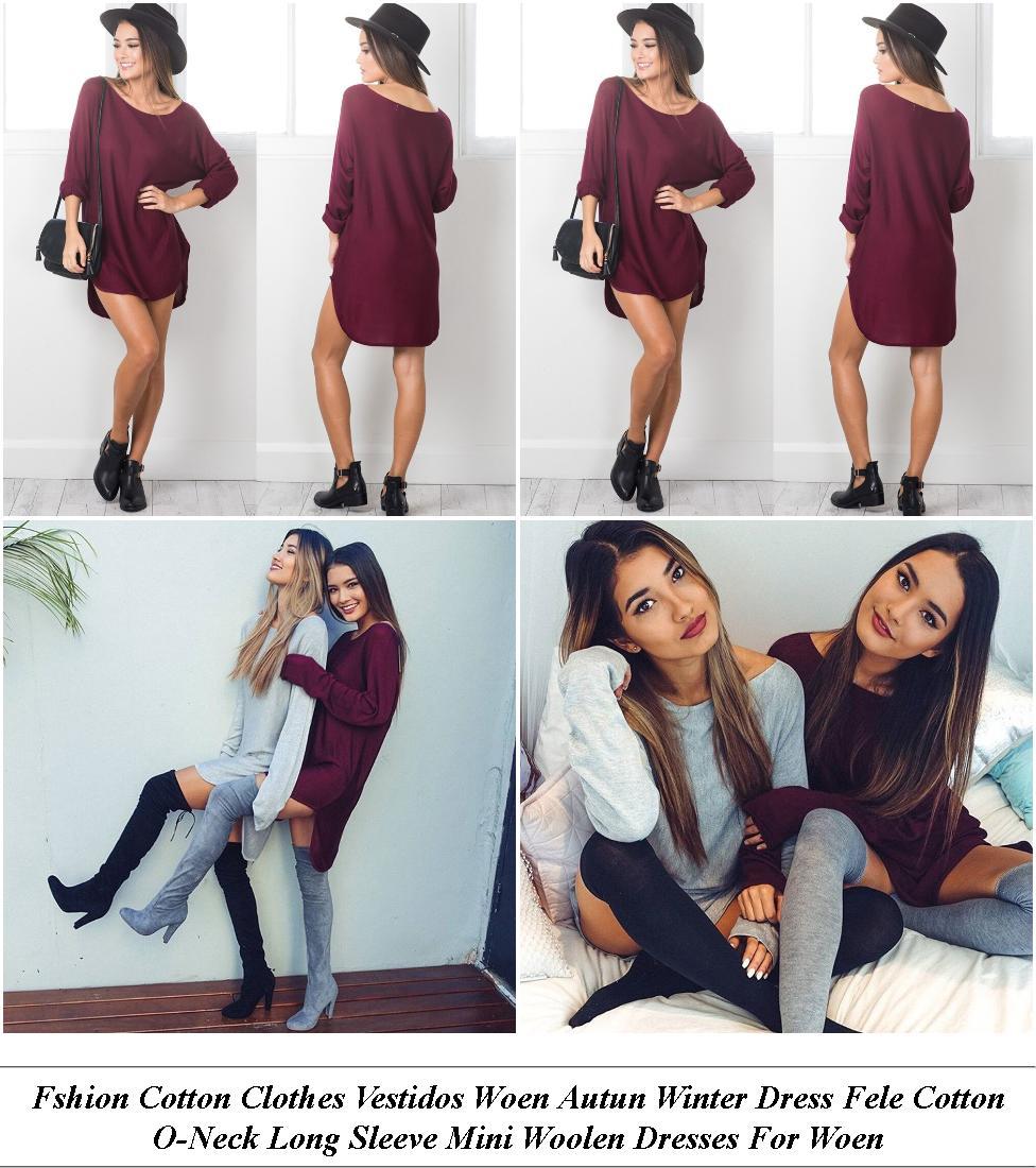 Womans Dresses - Online Sale Sites - Red Prom Dress - Cheap Clothes Online
