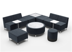 Modular Guest Reception Seating