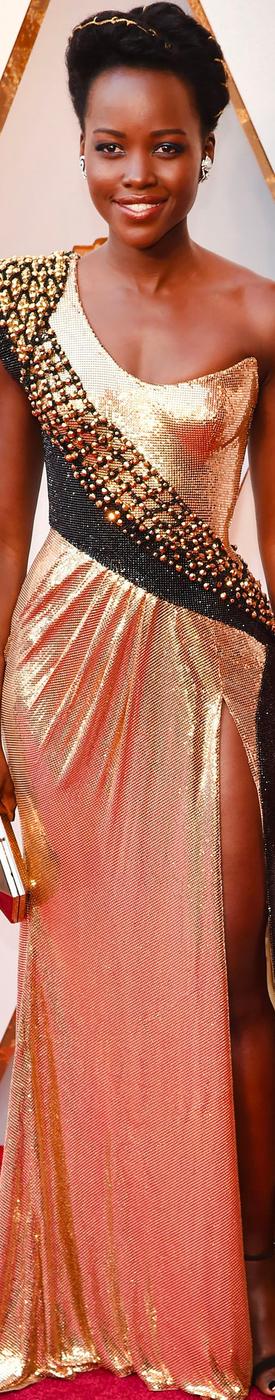 Lupita Nyong'o 2018 Oscars