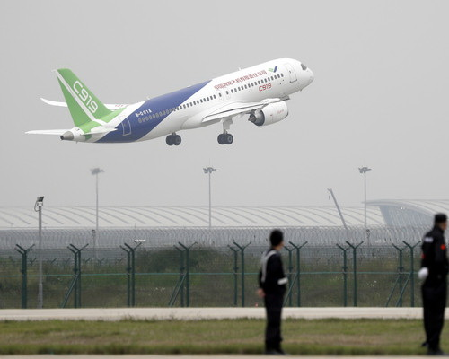 Tinuku Comac will fill 6,810 new aircraft over next 20 years, not Airbus and Boeing