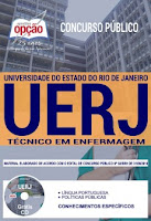 concurso tecnico de enfermagem uerj pdf