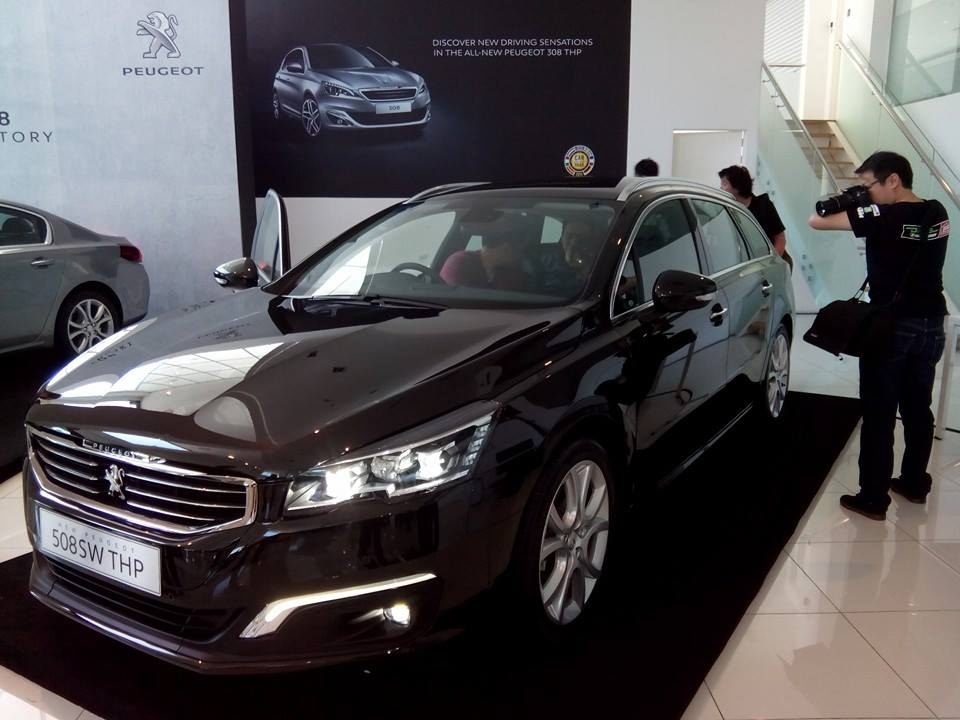 Motoring-Malaysia: Peugeot launches the facelifted Peugeot 508 in ...