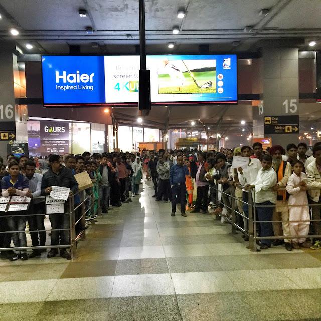 airport new delhi
