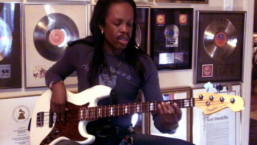 Earth Wind & Fire's VERDINE WHITE joins professor lineup at