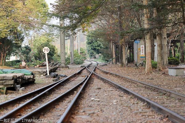 后里泰安鐵道文化園區古蹟車站拍美照,還有秘境百年后里圳水橋