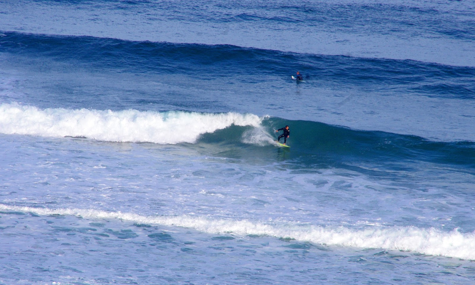Learning to Surf in Cornwall at the Home of British Surfing