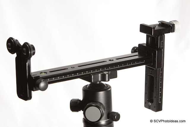LLSB w/ camera support Hejnar PHOTO G20-10 Rail+F60+F61 clamps+G15-60 rail+LSB-R2 overview