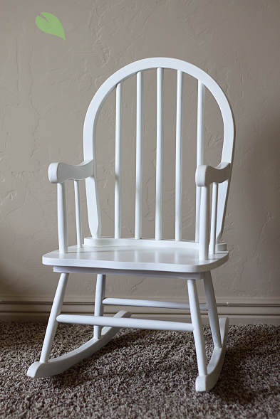 maternity rocking chair synthetic adirondack chairs do it yourself divas: diy refinishing baby doll cradle and child
