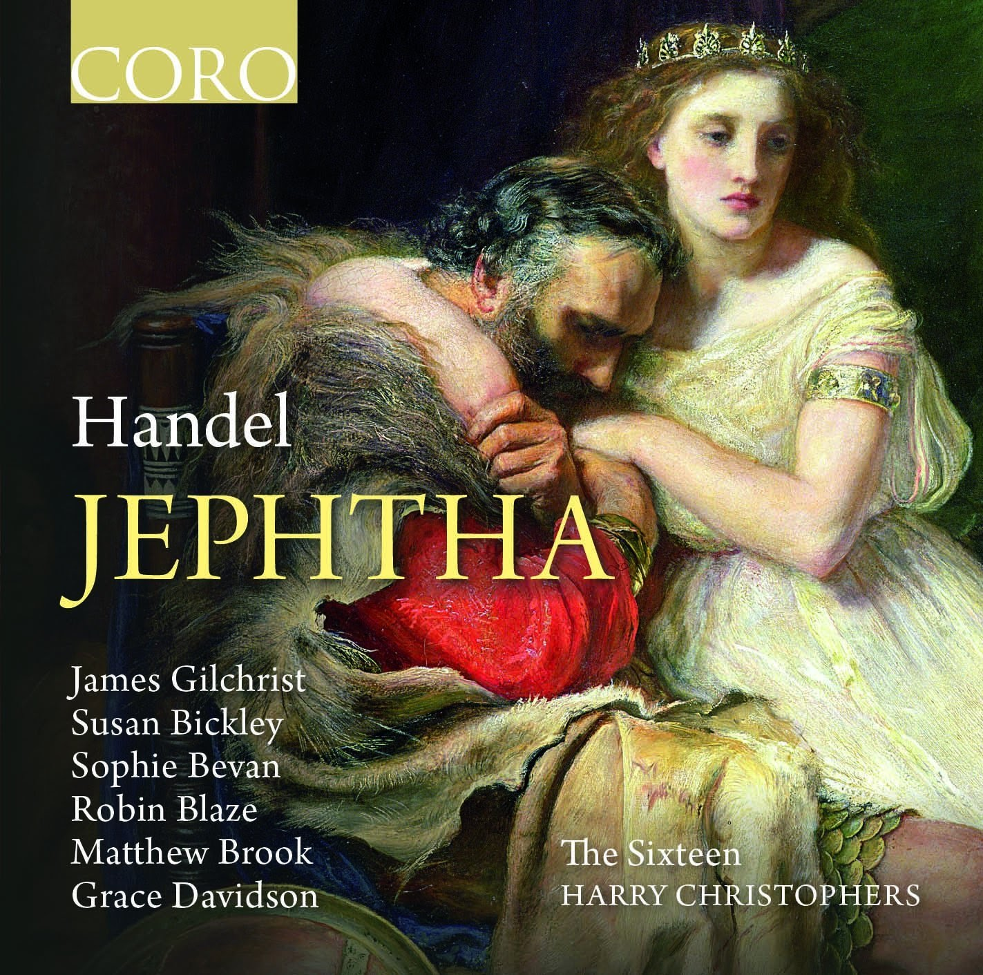Handel Jephtha - Coro - The Sixteen