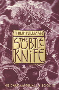 Book cover for Philip Pullman's His Dark Materials 2: The Subtle Knife in the South Manchester, Chorlton, and Didsbury book group