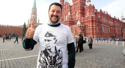 Итальянский вице-премьер назвал законной аннексию Крыма Россией
