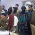 चेकिंग के दौरान पुलिस ने 3 शातिर बाइक चोरों को किया गिरफ्तार