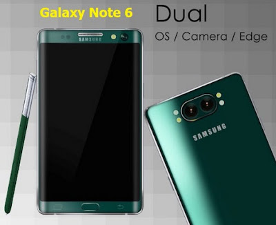 Samsung Galaxy note 6 - latesttechinfo com