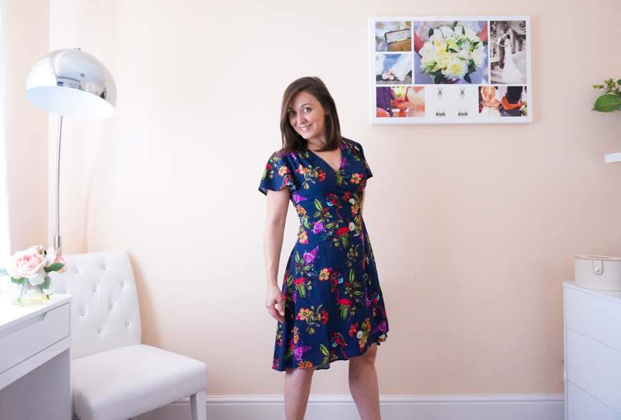 The perfect Wedding Guest Dress - Sew Over It Eve Dress