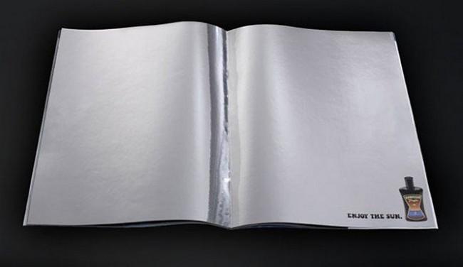 anuncios criativas duas paginas revistas e jornais 04 - 16 Anúncios de duas páginas mega criativos.