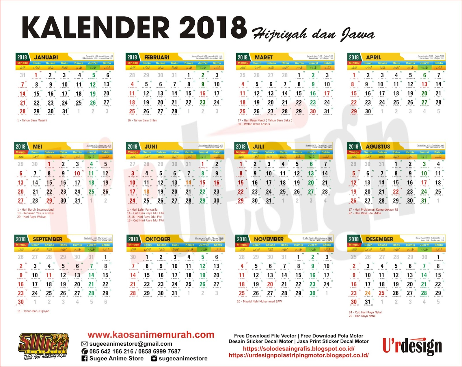 Kalender 2018 image collections invitation sample and for Kalender design