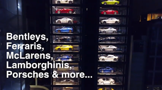 The World S Largest Luxury Car Vending Machine Reno2you Com