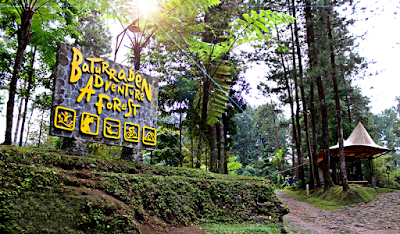 lokasi wisata baturaden jawa tengah