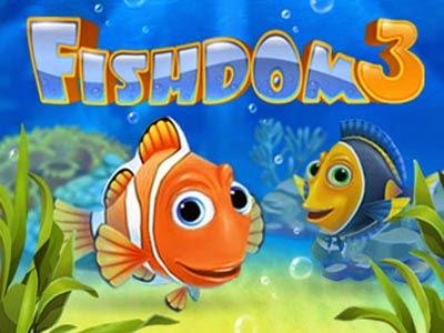 لعبة السمك فيشدوم Fishdom 3